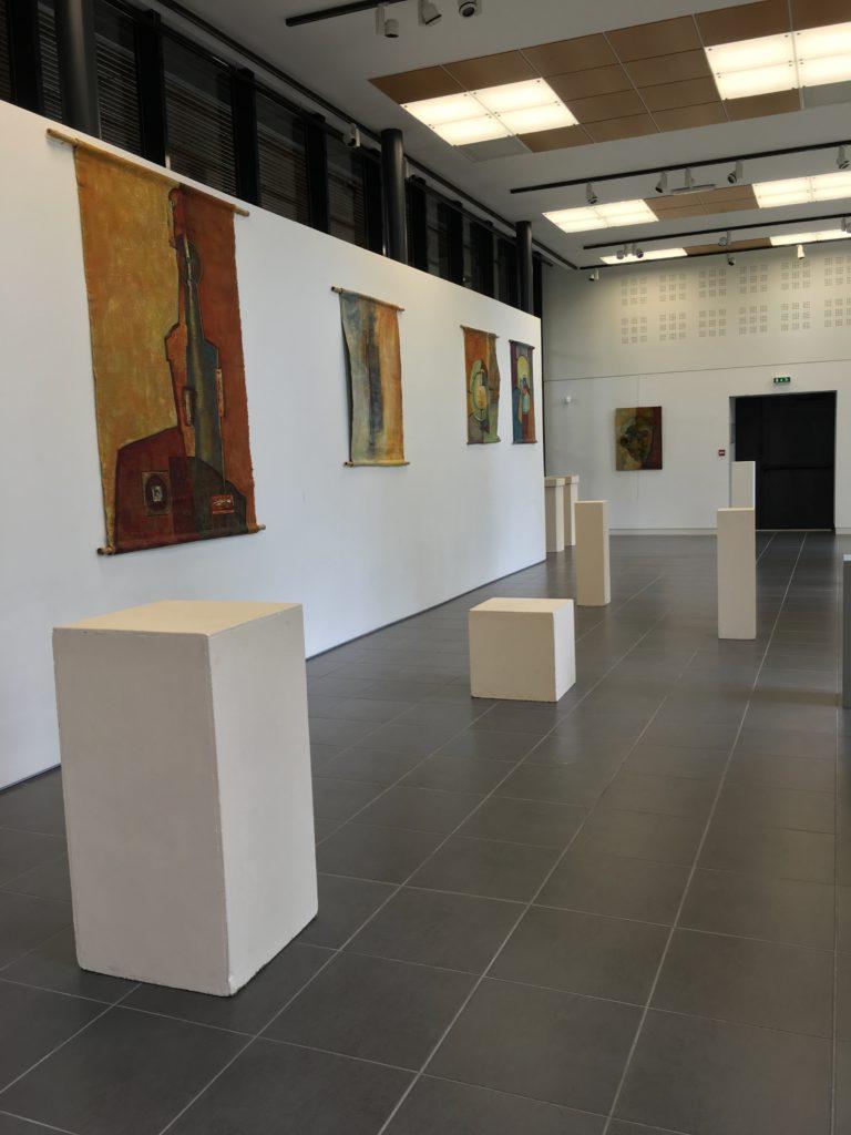 Expo Sculpture et Peintures